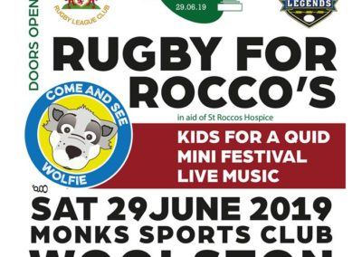 Rugby for Rocco's