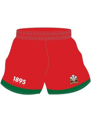 North Wales Crusaders Home Shorts Front