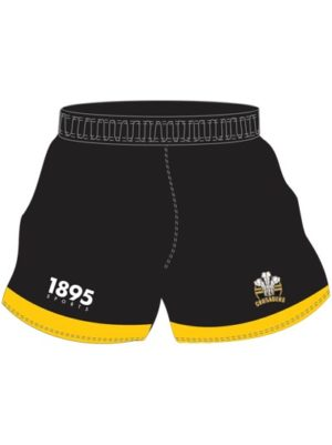 North Wales Crusaders Away Shorts Front
