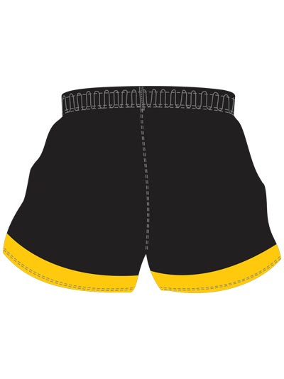 North Wales Crusaders Away Shorts Back