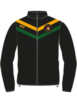 Woolston Rovers Full Zip Top Front