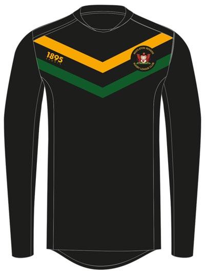 Woolston Rovers Sweatshirt Front