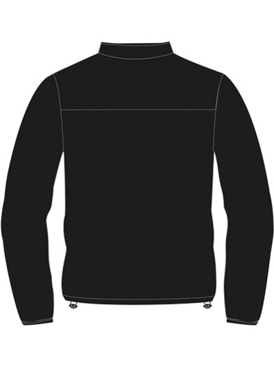 Woolston Rovers 1/4 Zip Back