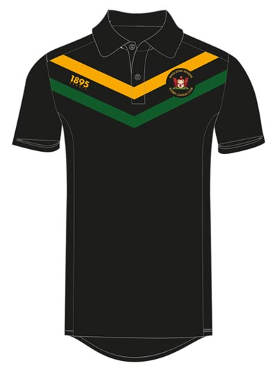 Woolston Rovers Polo Front